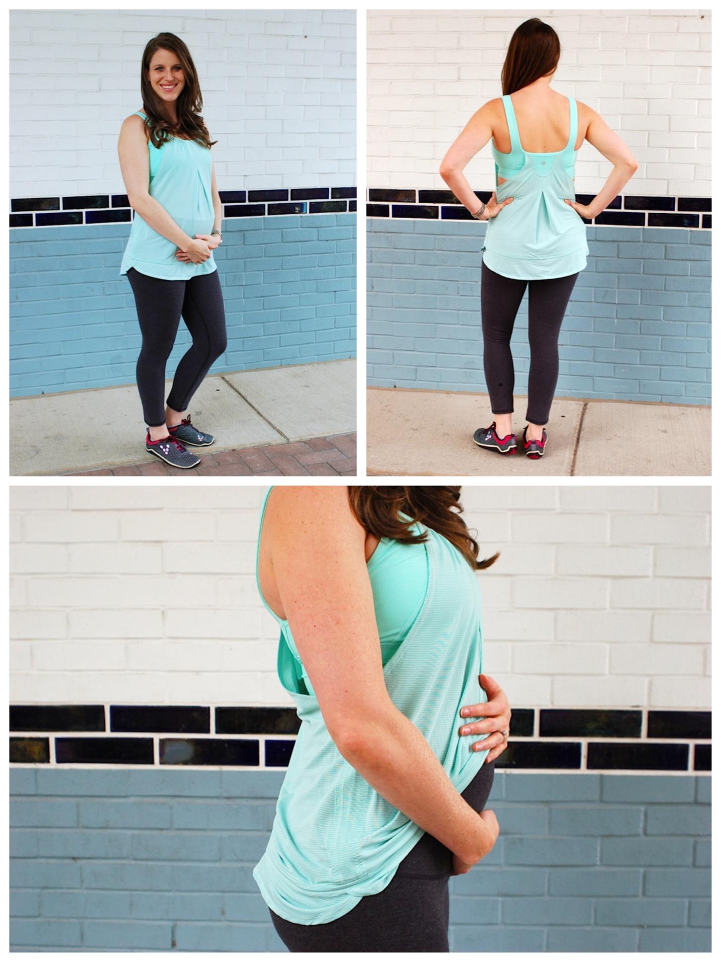 Maternity Workout Clothes Lululemon