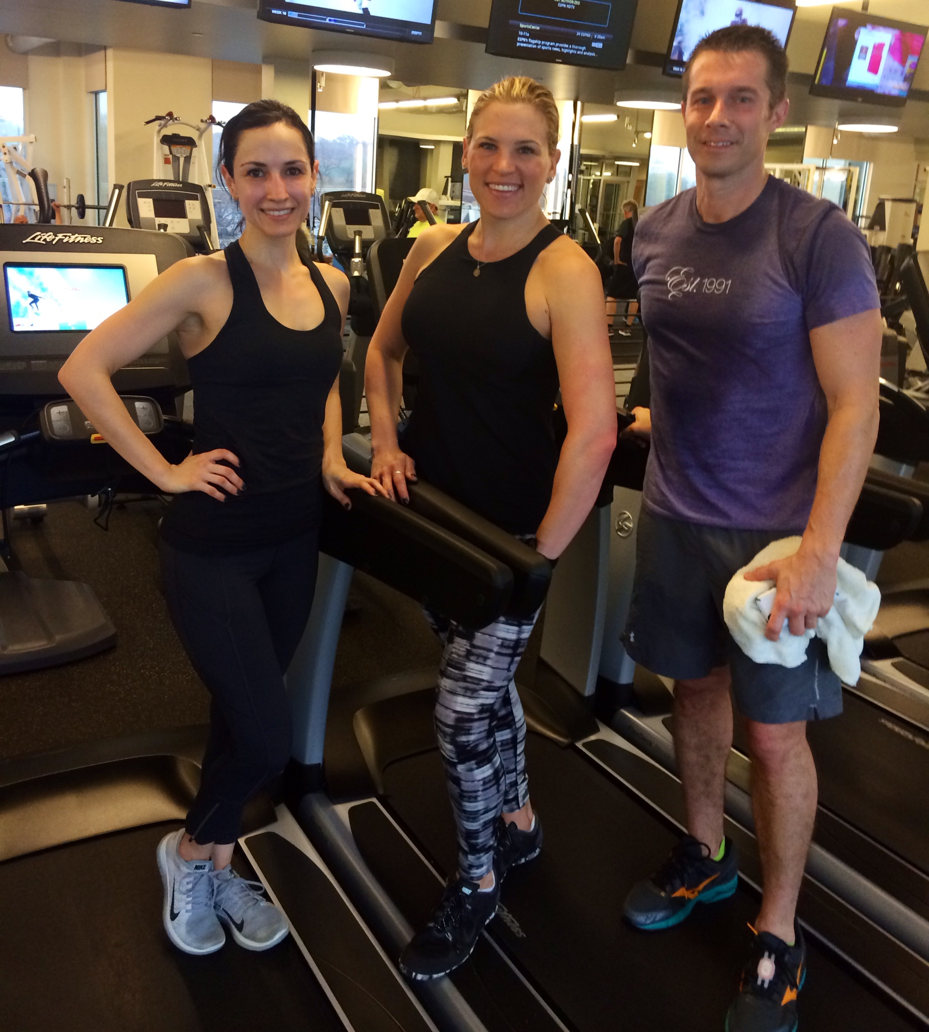 PRECISION RUNNING AT EQUINOX | Loubies and Lulu