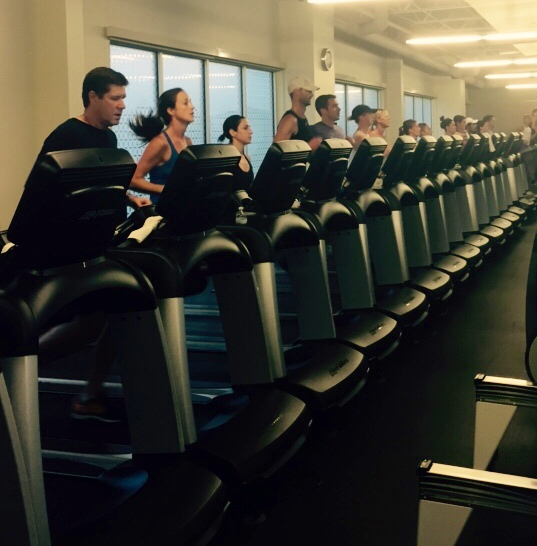 Precision Running Equinox Preston Hollow