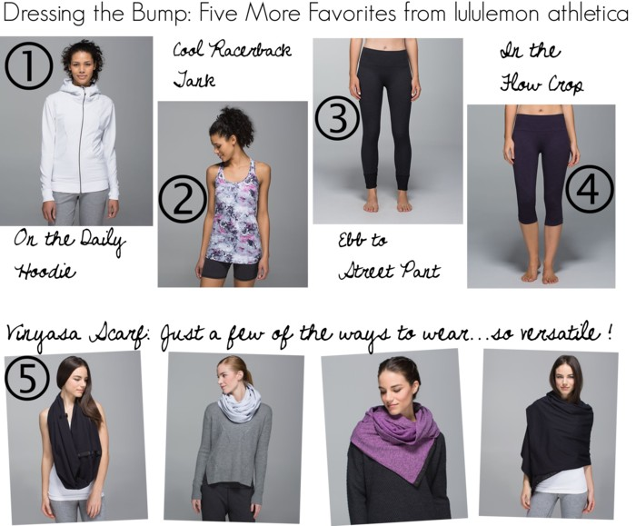 Dressing the Bump | lululemon athletica
