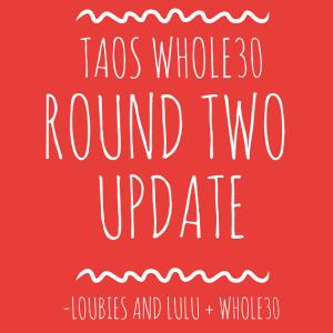 Taos Whole30