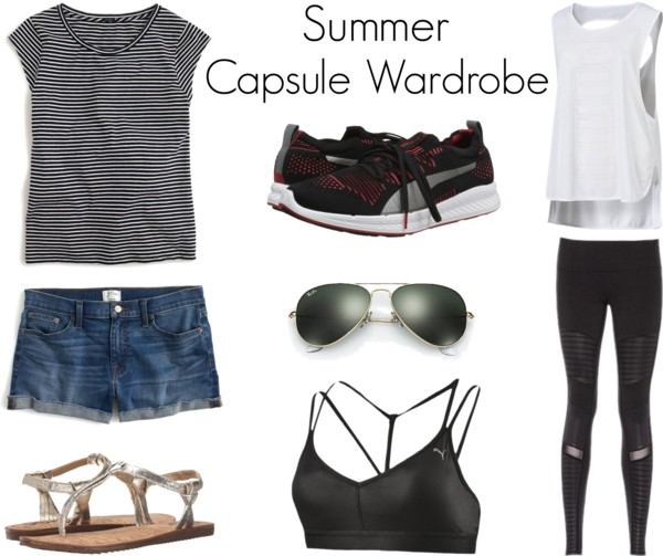 Summer in Taos Packing List | Capsule Wardrobe