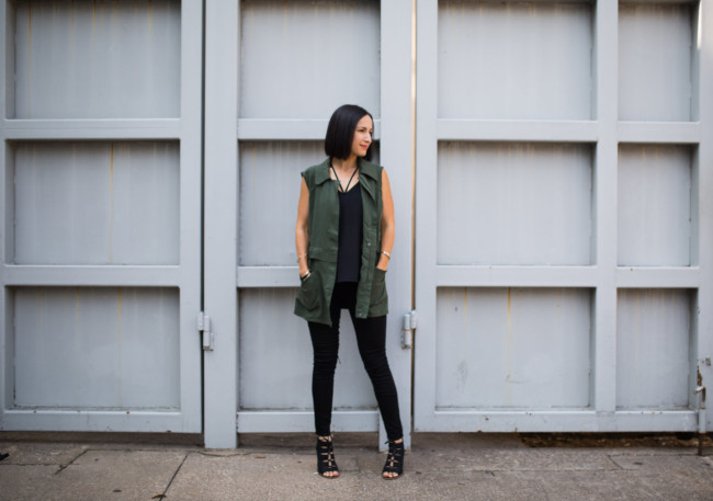 The (Wear With Everything) Utility Vest