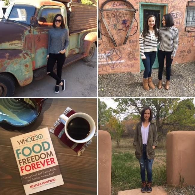 Instagram Round Up | Fall Break in Taos
