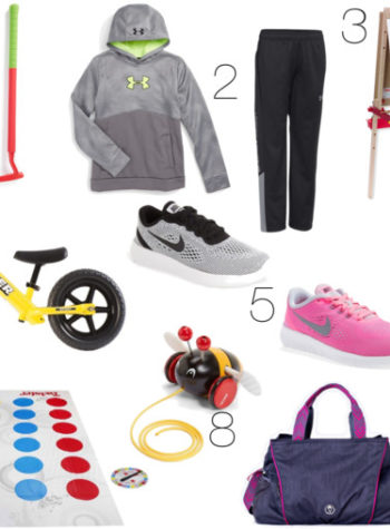 Kids Active Gift Guide