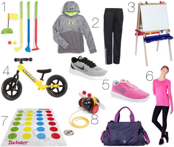 Active Gifts for Kids