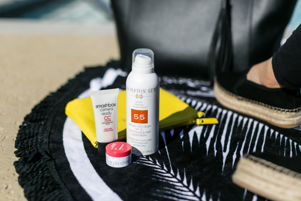 Sun safe summer essentials!