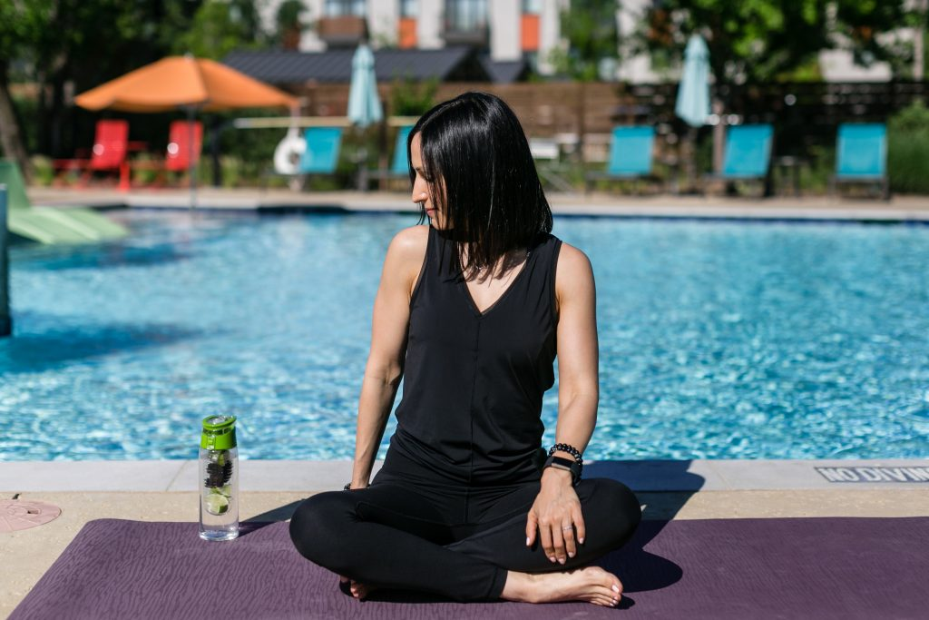 What to wear to yoga class this summer with lululemon