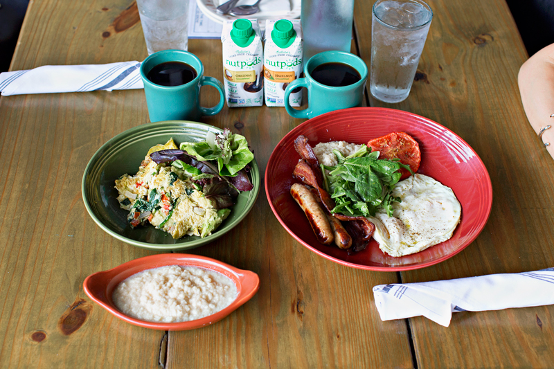 Whole30 Brunch:  Tips for Dining Out