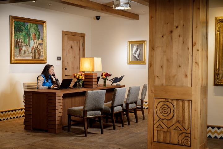 The Blake Hotel in Taos Ski Valley New Mexico