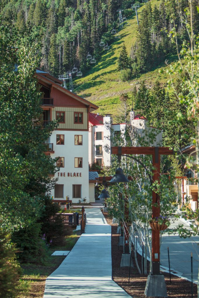 The Blake Hotel at Taos Ski Valley is an amazing getaway for families or couples!