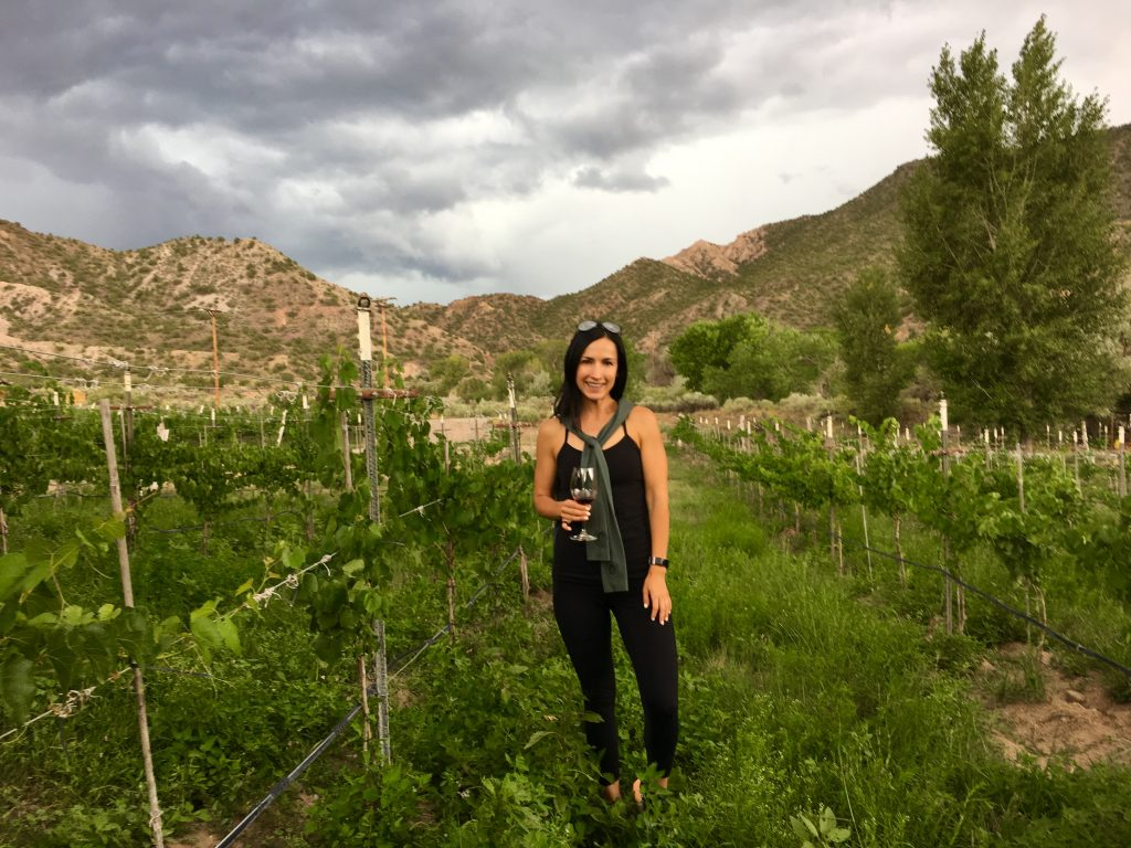 Wine Tasting at Vivac Winery, Dixon New Mexico | Heritage Inspirations Tours with Angelisa Espinoza