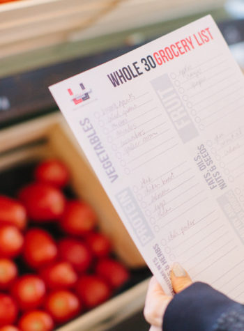 Whole30 Weekly Menu and Meal Prep Strategy. Simple and Delicious Meals!