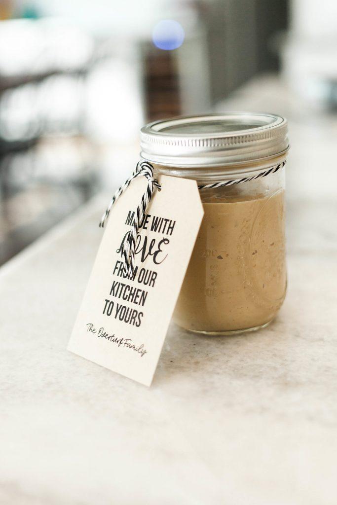 Whole30 Peanut Free Sunshine Sauce