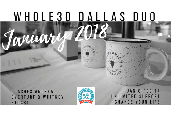 Whole30 Dallas Duo January