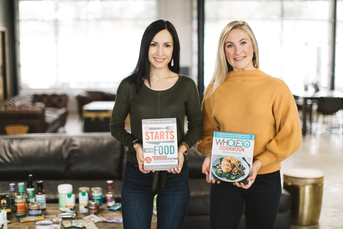 January Whole30 Dallas Duo Coaching Program