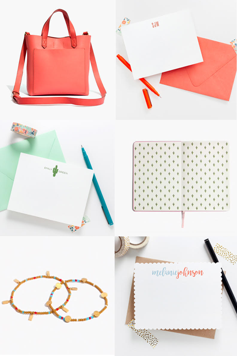 Spring Gift Guide: Joy Creative Shop Madewell Inspired Collection