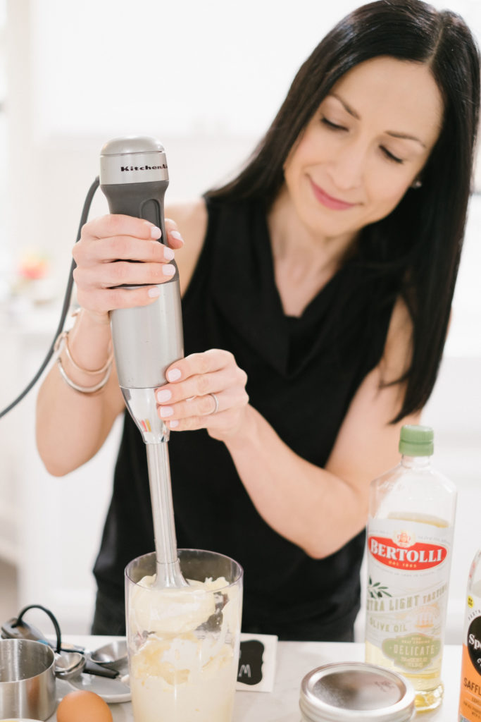 Whole20 Mayo Kitchenmaid Immersion blender