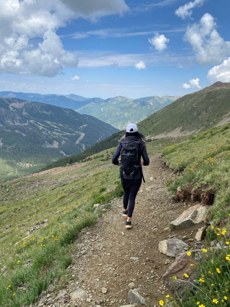 Hiking in Taos Ski Valley