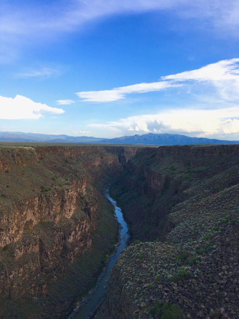 Rio Grande Gorge Bridge Taos