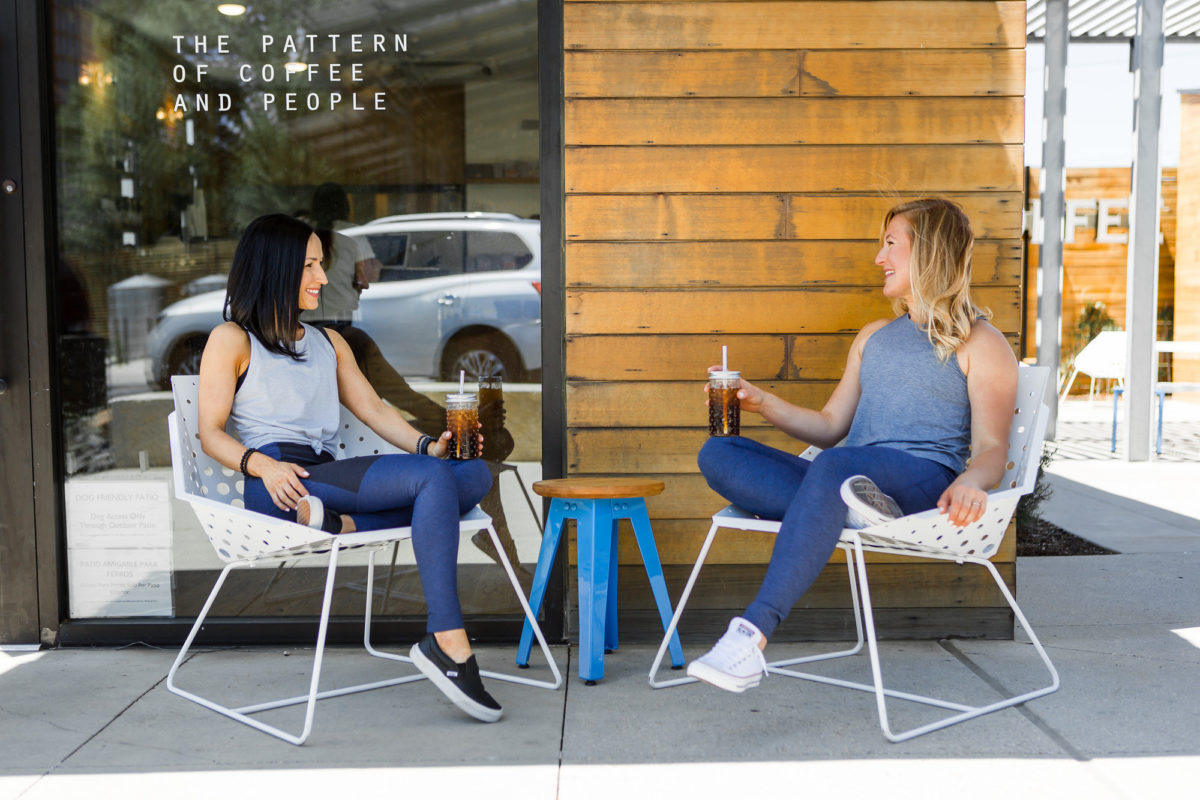Whole30 Dallas Duo Whitney Stuart RDN and Andrea Overturf