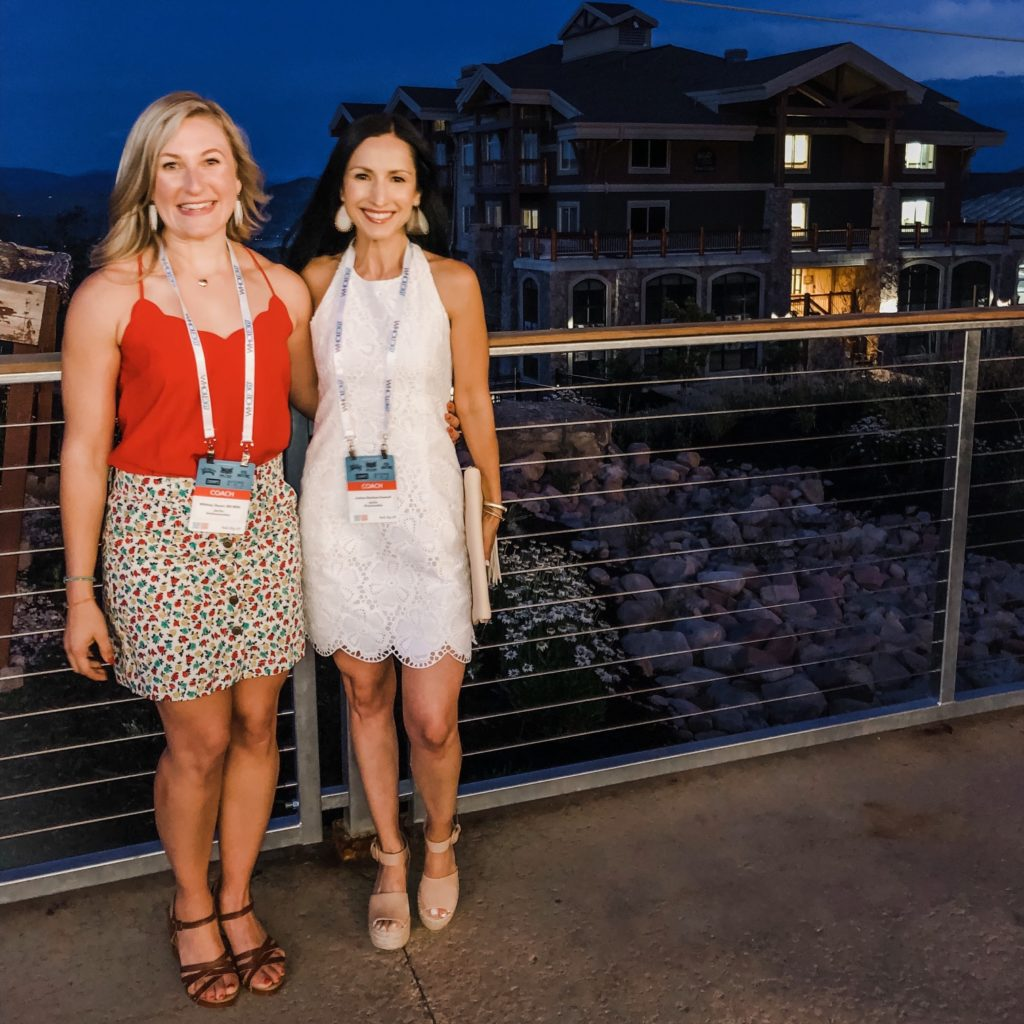 Dallas Duo Whole30 Coach Summit in Park City, Utah