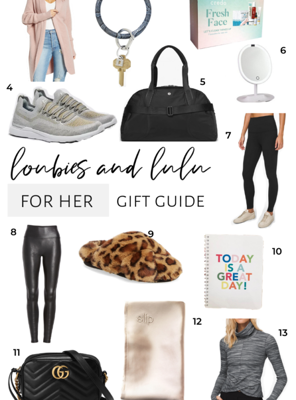 Gifts For Her Gift Guide 2019