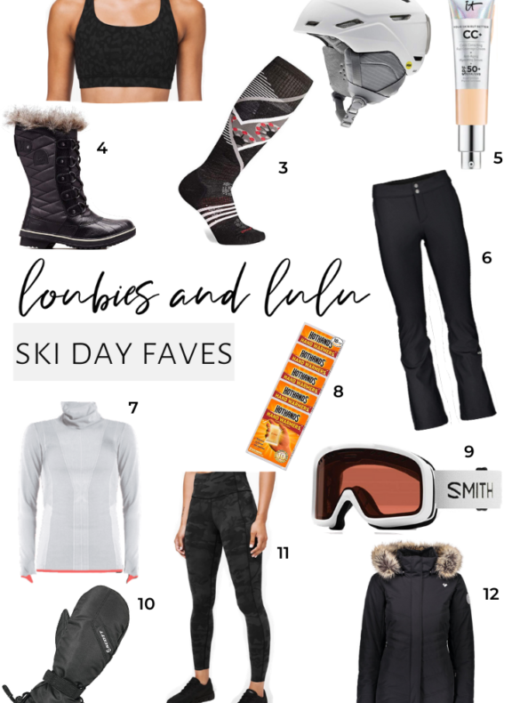 What to Pack for a Ski Trip, Packing List Skiing