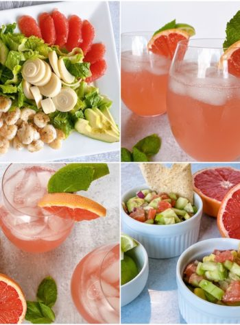 Winter Sweetz Texas Grapefruit Recipe Round Up: Three ways to use grapefruit