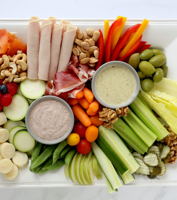 Whole30 Charcuterie Board Tray