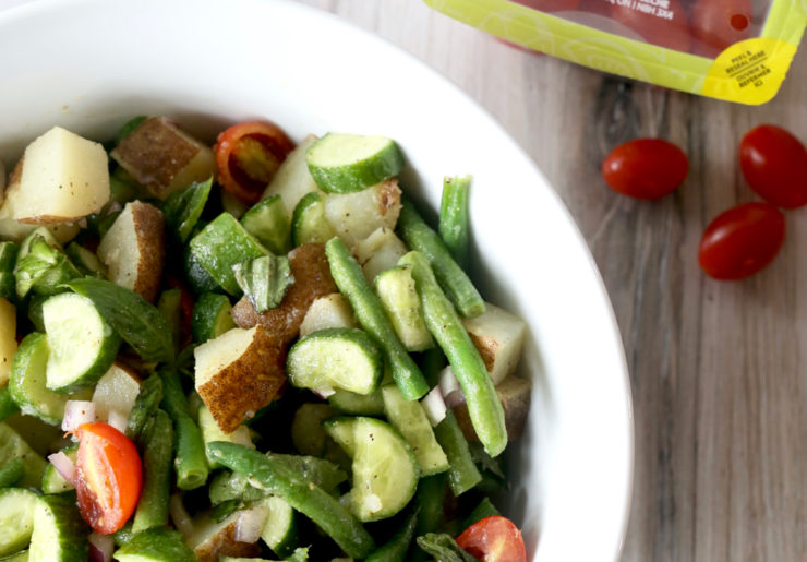 Whole30 Italian Potato Salad