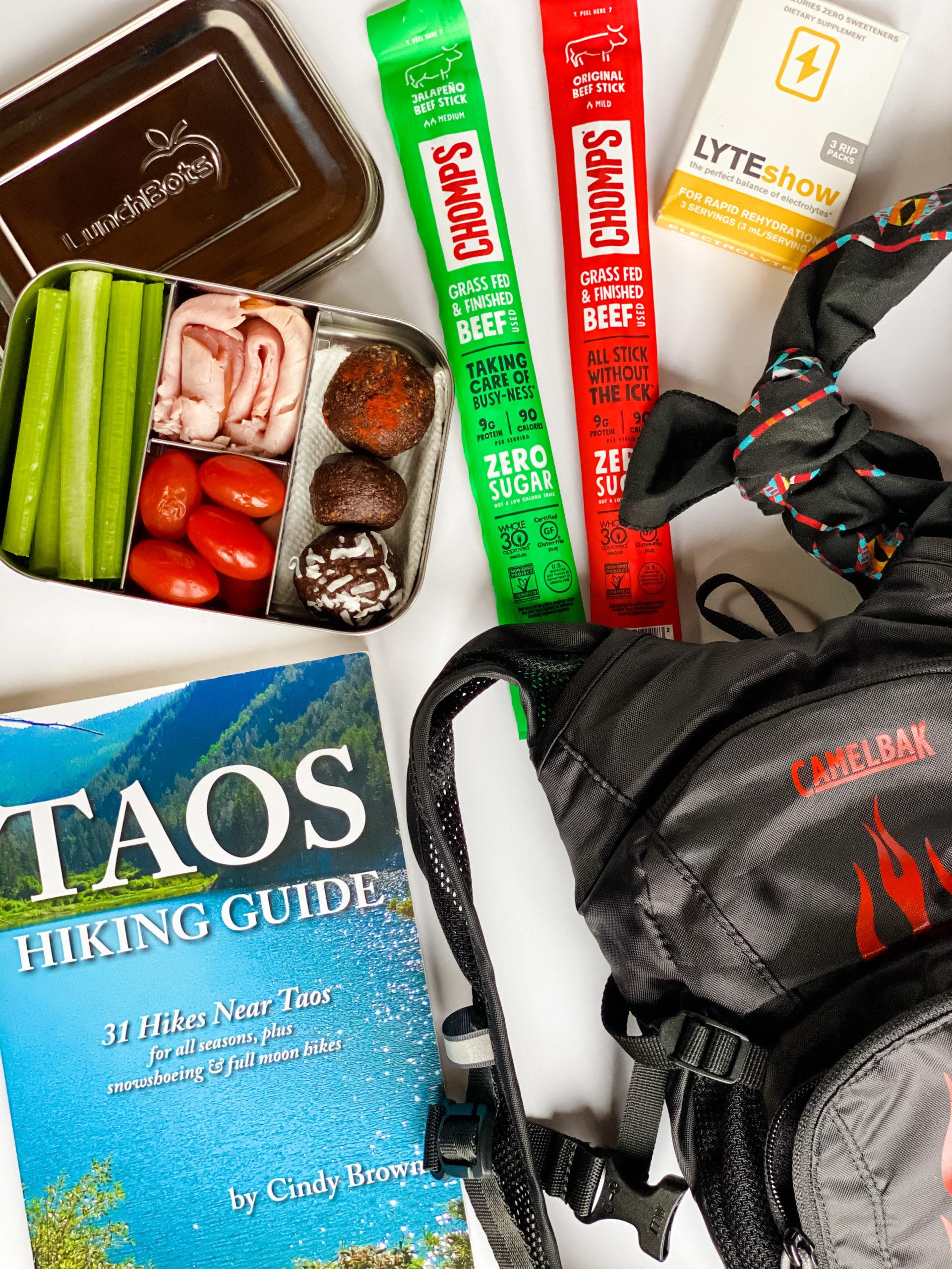 No bake energy bites, gluten free, hiking essentials