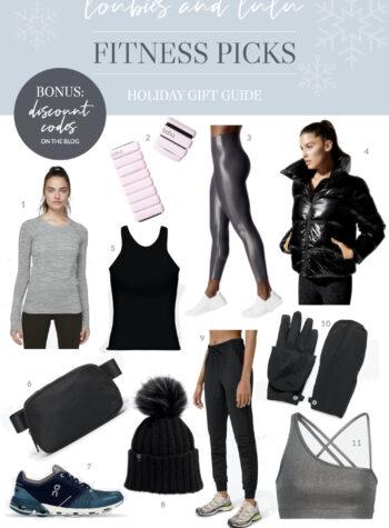 Women's Fitness Gift Guide