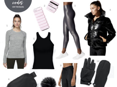 Women's Fitness Gift Guide