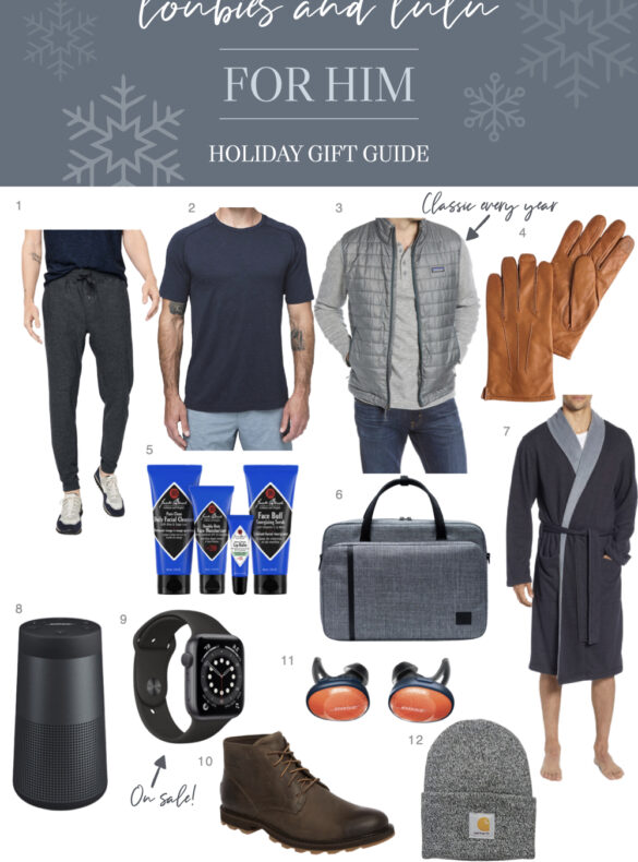Gift Guide for Him, Men's gifts