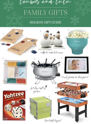Gift Guide Gifts for Families
