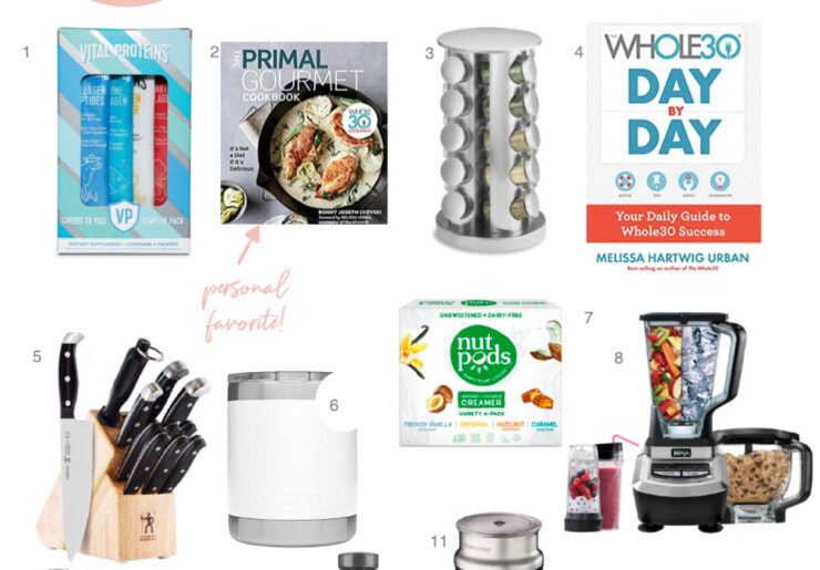 January Whole30 Healthy Kitchen Gift Guide