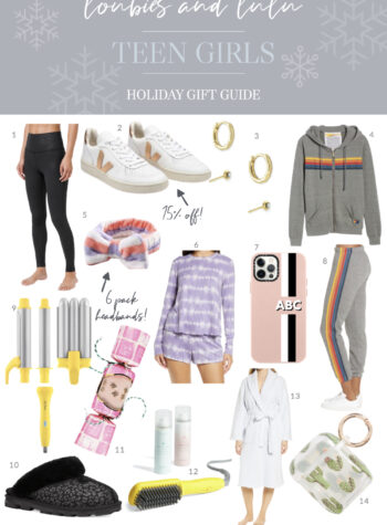 Gifts for Teen Girls Gift guide