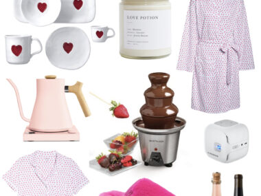 Valentine's Day Finds for a Cozy Night In