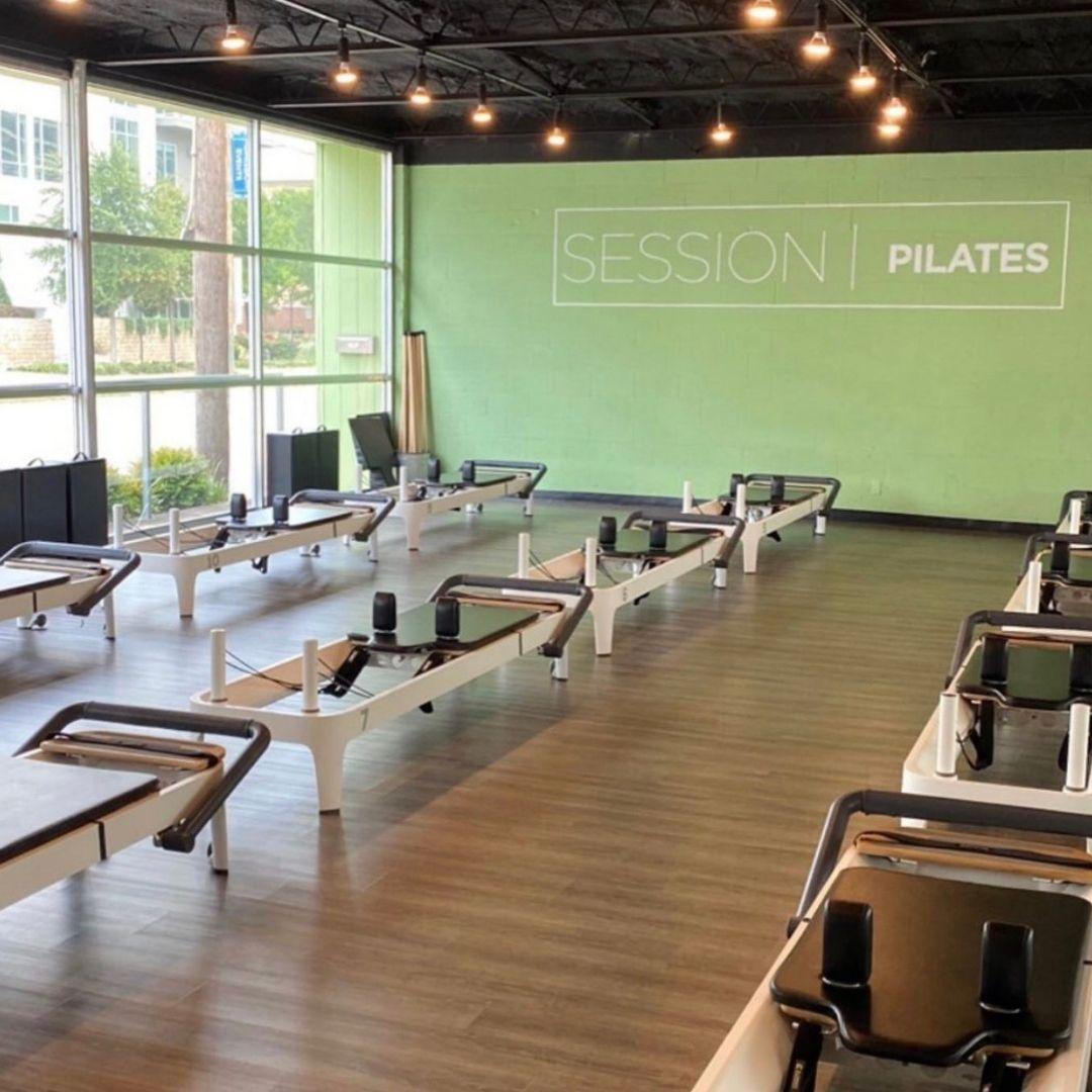 Session Pilates Dallas