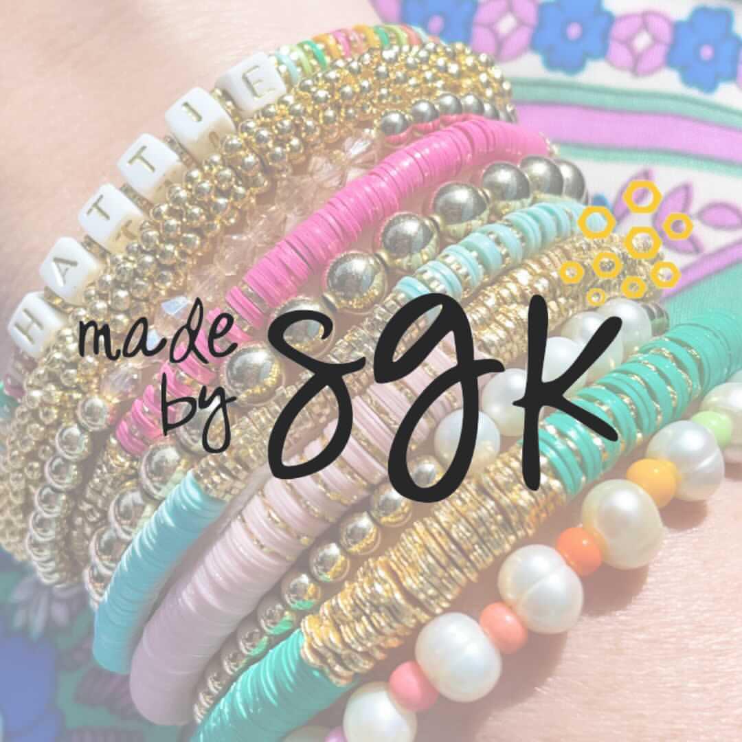 bracelets made by sgk