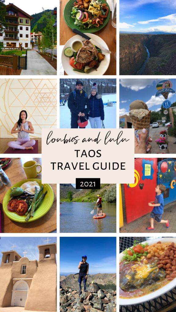 Taos Travel Guide